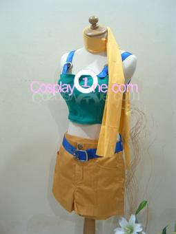 Yufie  Kisaranagi  Cosplay Costume from Final Fantasy VII 7 Side