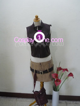 Lightning  Final Fantasy 10 X Cosplay Costume Shop Front R in