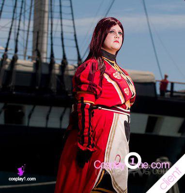 Alice kingdom hearts Cosplay Costume Photo Client