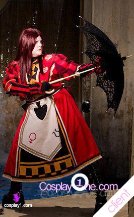 Alice kingdom hearts Cosplay