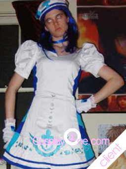 Arin of Pangya Cosplay Costume Photo Client