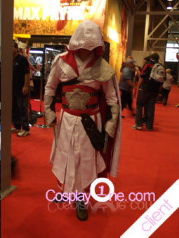 Ezio Auditore da Firenze Custom Cosplay