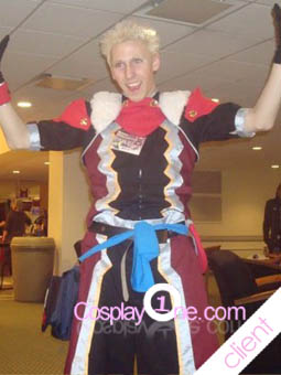 Aoto Cosplay Costume Photo Client