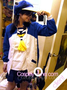 Fuuka Cosplay Costume