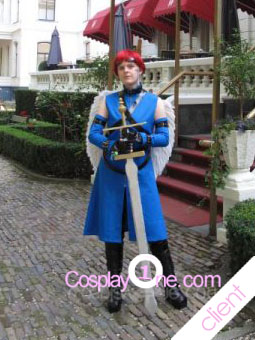 Michael Cosplay Costume Photo Client