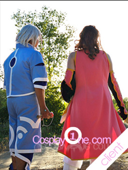 Genis Cosplay Costume Client Photos from Tales of Symphonia