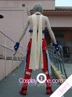 Jo from Burst Angel Cosplay Costume
