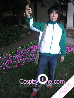 Mikado Jaket Cosplay Costume Photo Client